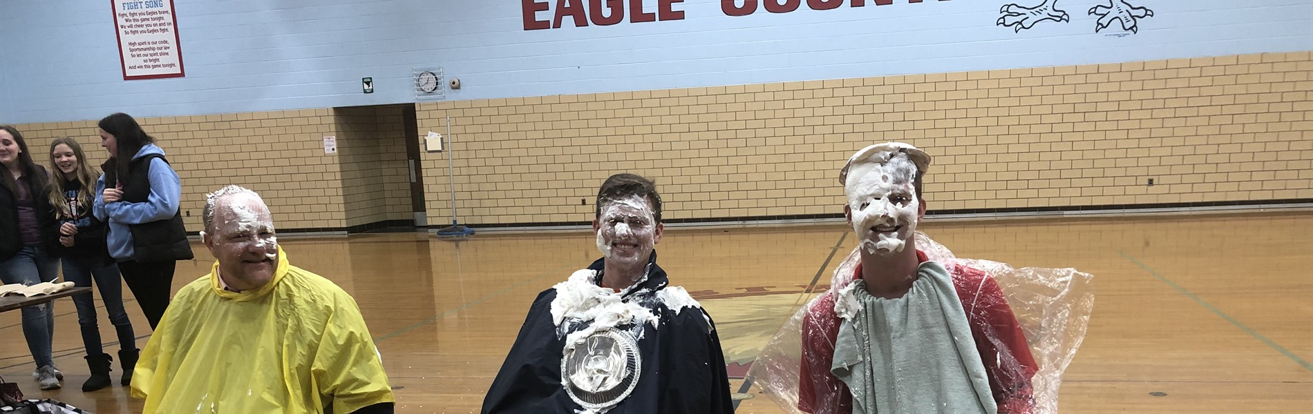 Pie Day Eastwood Middle School!