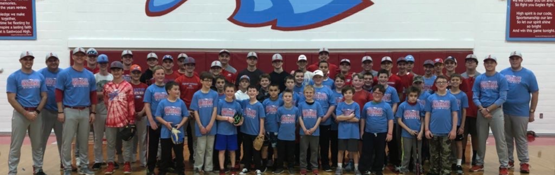 EHS Baseball Camp 2019-20