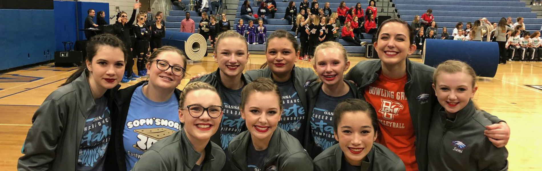 Eastwood Dance Team - State Qualifiers