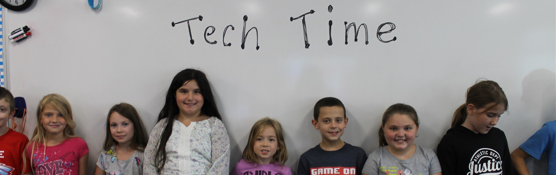 Tech time is a favorite at EES